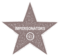 Impersonators Fame Star